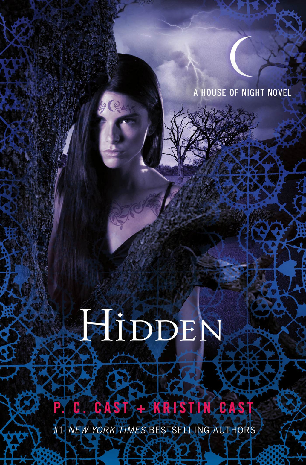 Hidden By: Kristin Cast,P. C. Cast