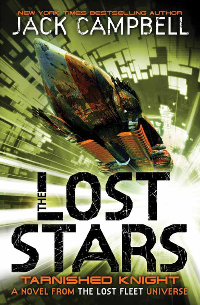 The Lost Stars - Tarnished Knight (Lost Stars book 1)
