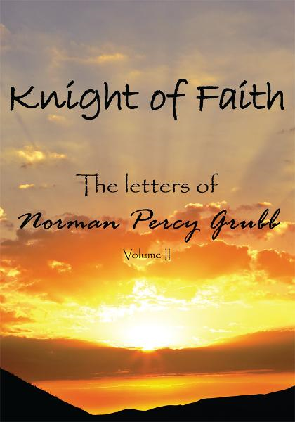 Knight of Faith, Volume 2