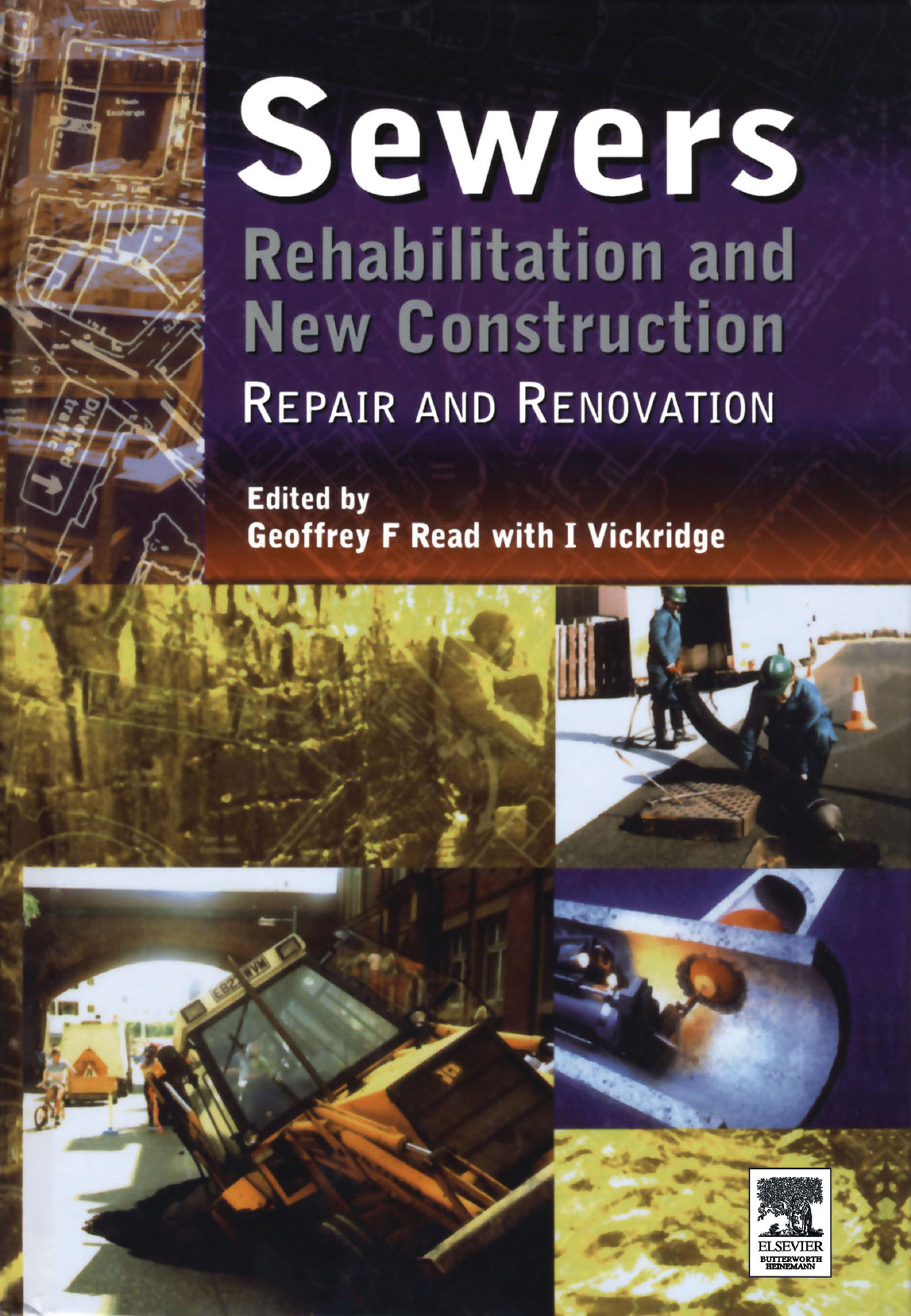 Sewers: Repair and Renovation: Repair and Renovation