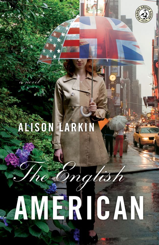 The English American By: Alison Larkin