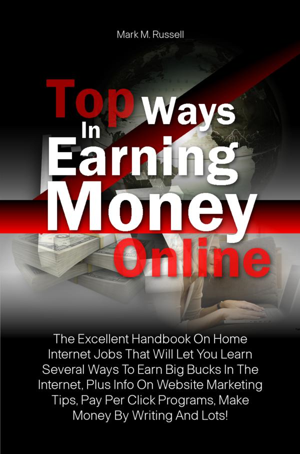 Top Ways In  Earning Money Online