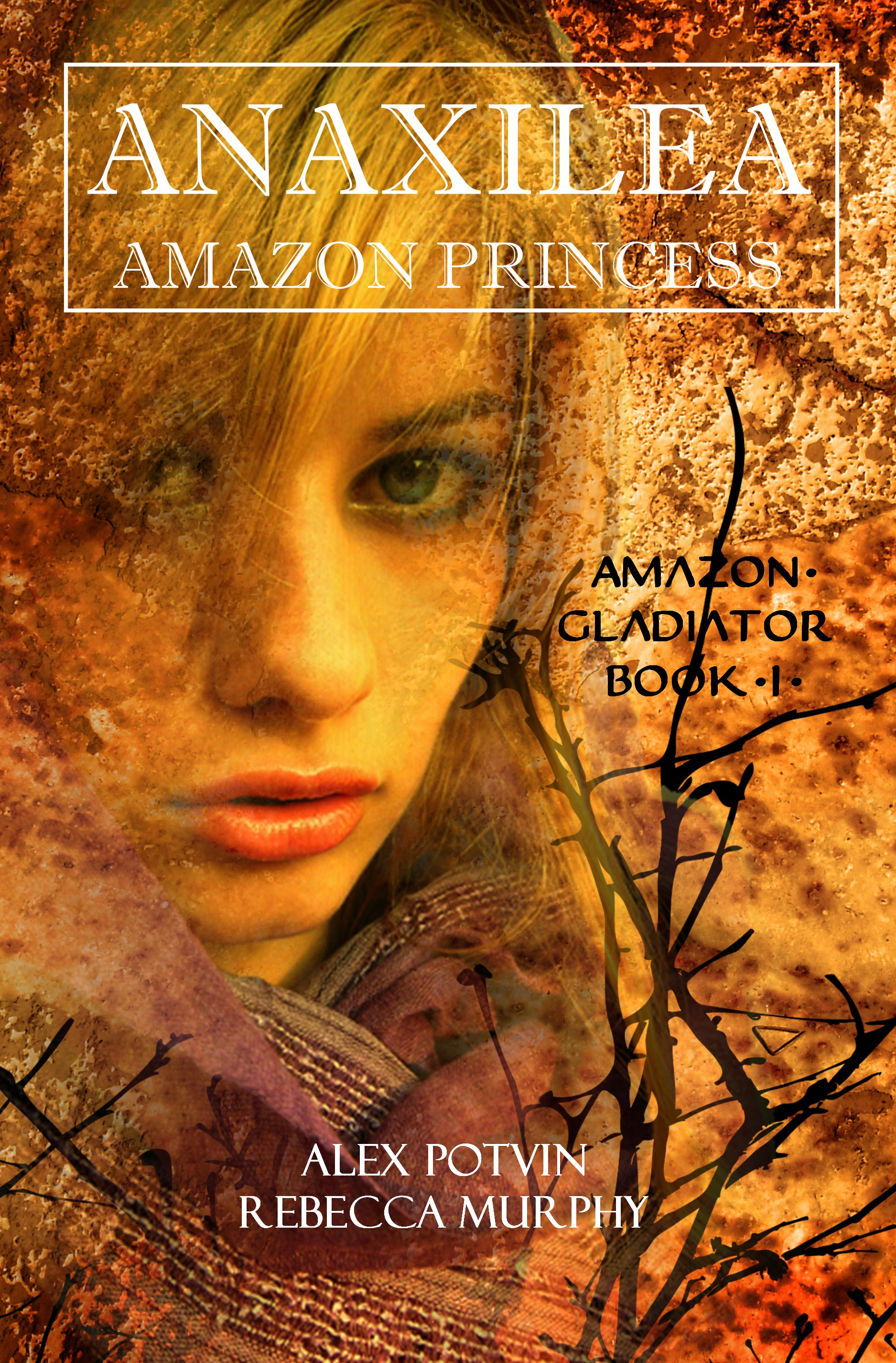 Anaxilea: Amazon Princess