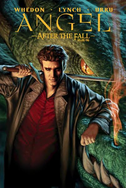 Angel: After The Fall Vol.1 By: Whedon, Joss; Lynch, Brian; Urru, Franco