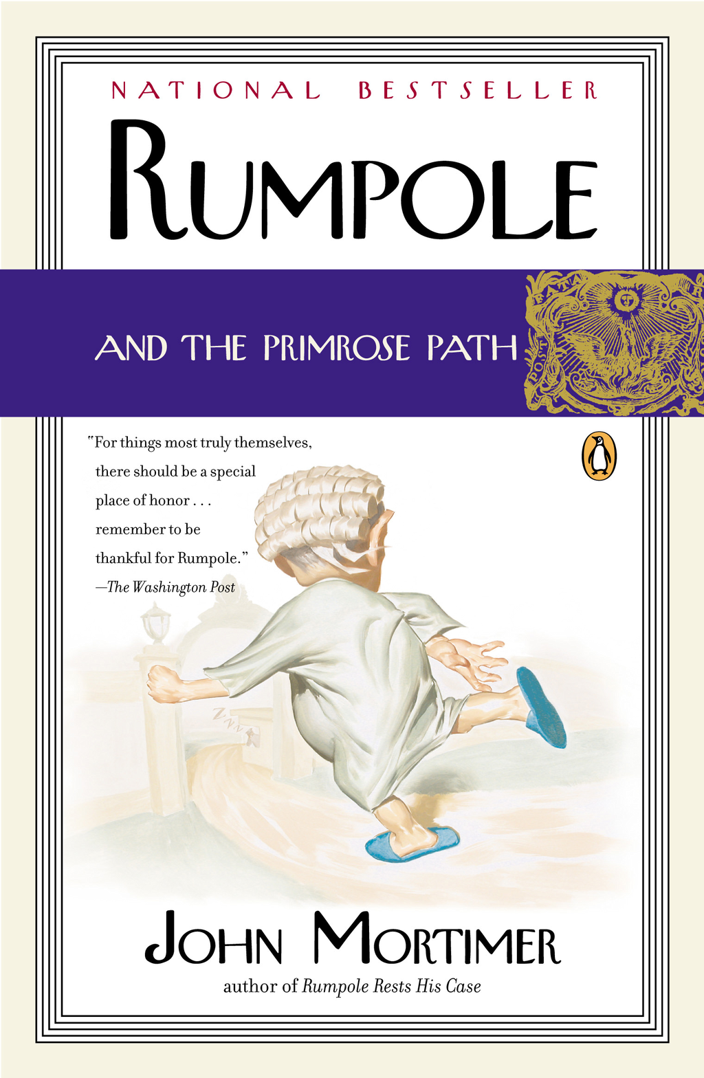 Rumpole and the Primrose Path By: John Mortimer