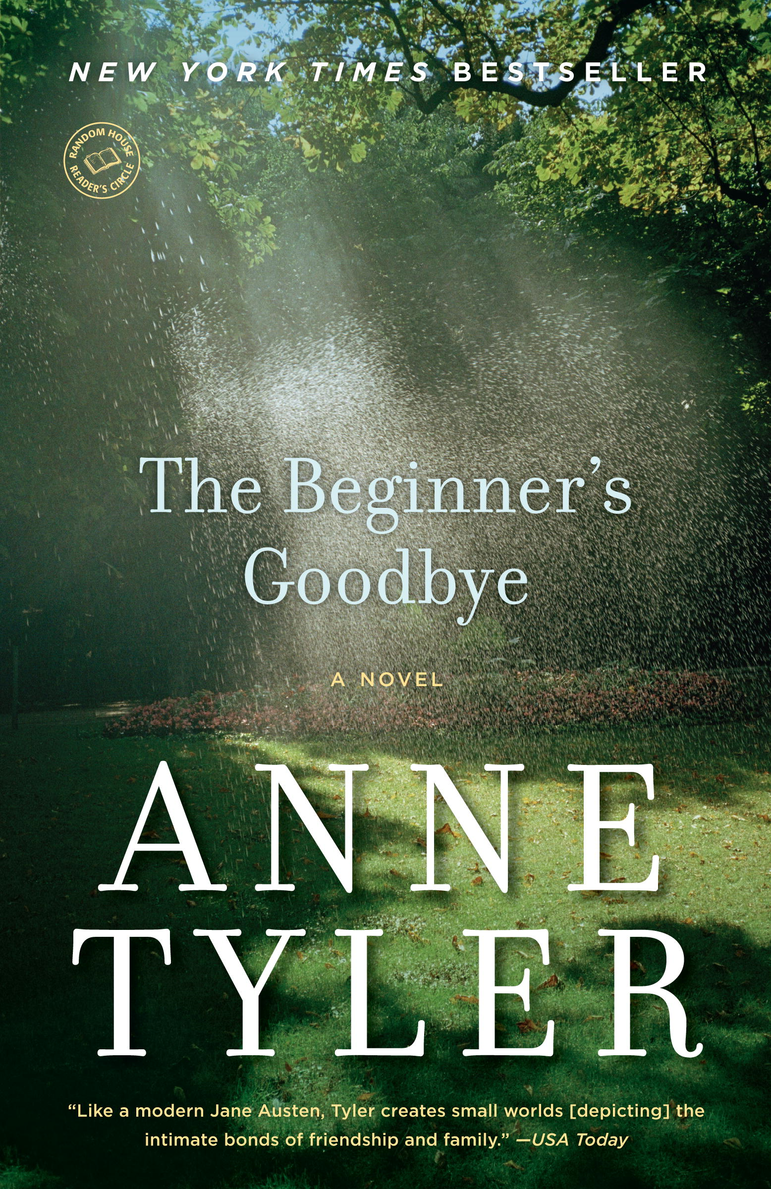 The Beginner's Goodbye By: Anne Tyler