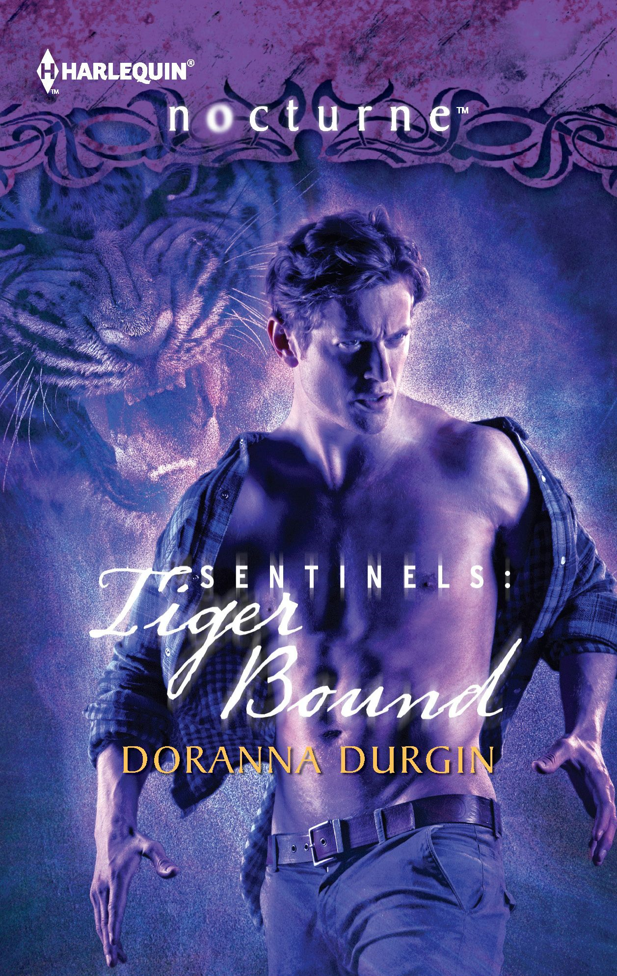 Sentinels: Tiger Bound By: Doranna Durgin