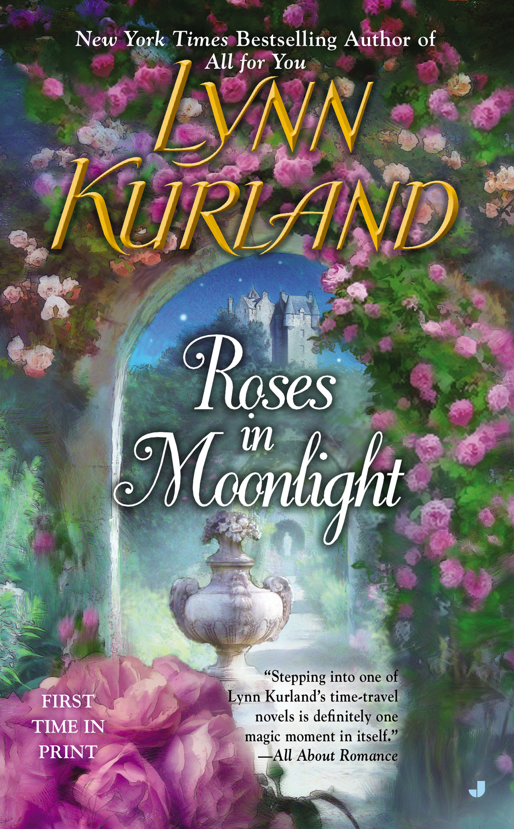 Roses in Moonlight