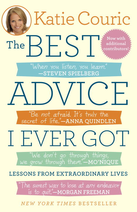 Cover Image: The Best Advice I Ever Got