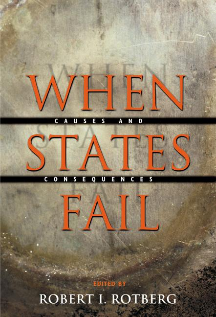 When States Fail By: