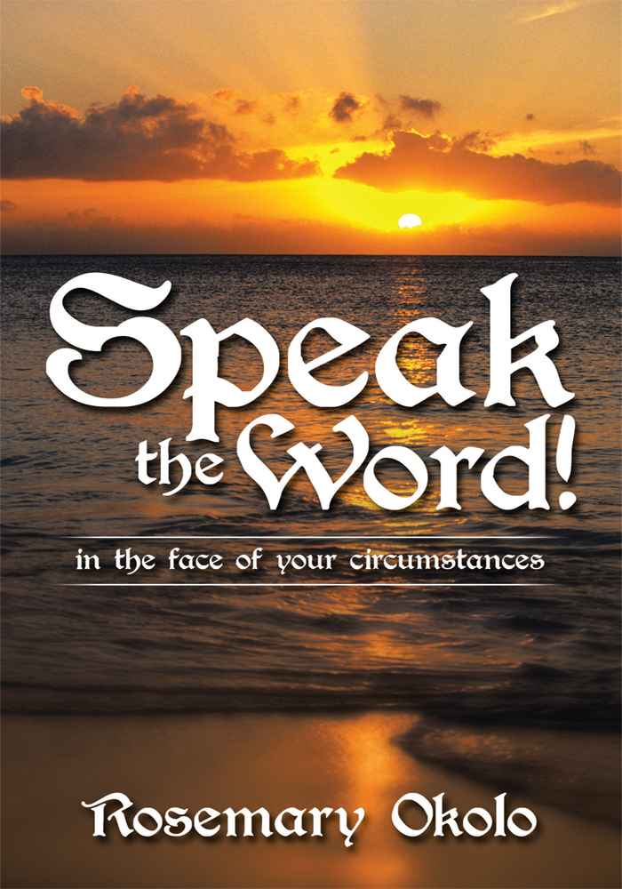 Speak the Word!