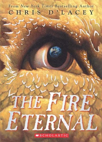 Last Dragon Chronicles #4: The Fire Eternal