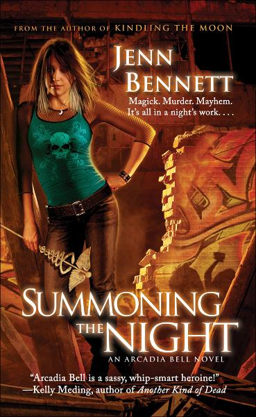Summoning the Night By: Jenn Bennett