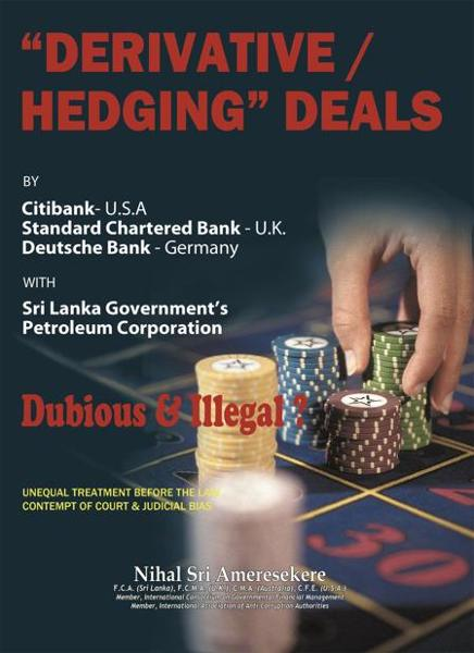 """Derivatives/Hedging"" Deals"