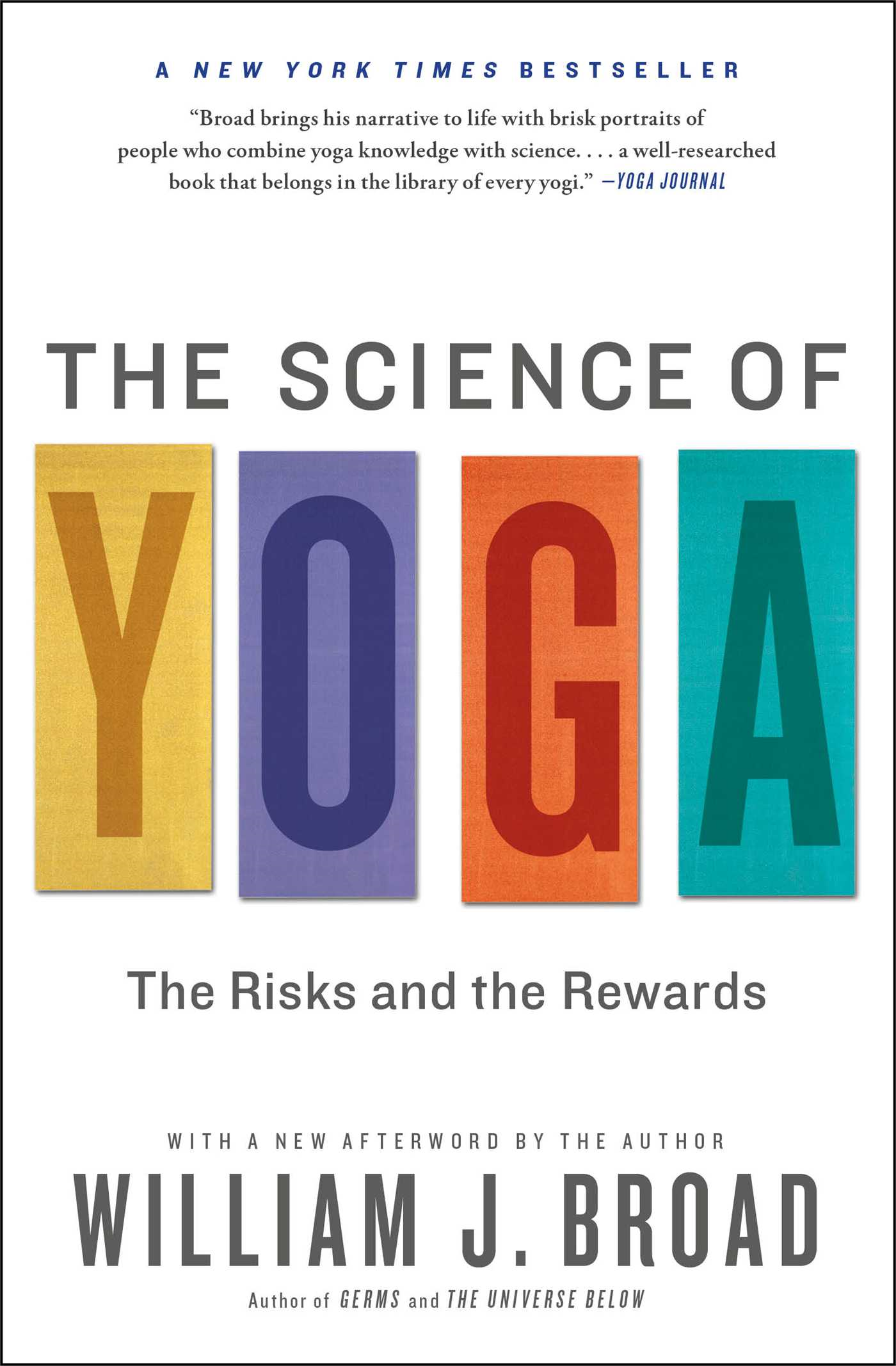 The Science of Yoga The Risks and the Rewards