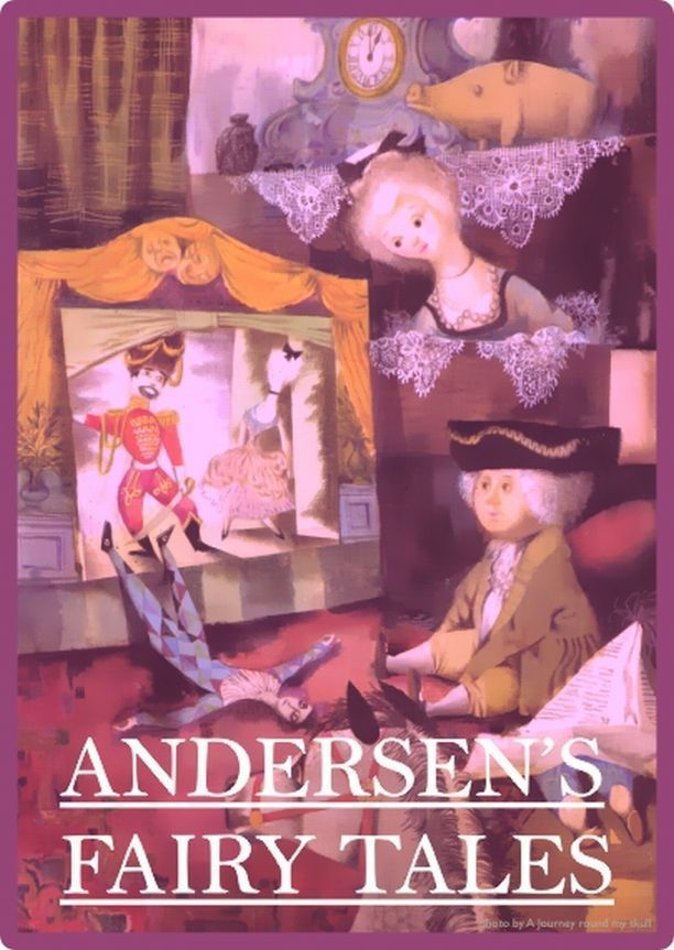 Hans Christian Andersen - Andersen's Fairy Tales: The Little Mermaid, The Snow Queen, The Little Match Girl, The Ugly Duckling and many more