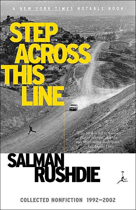 Step Across This Line By: Salman Rushdie