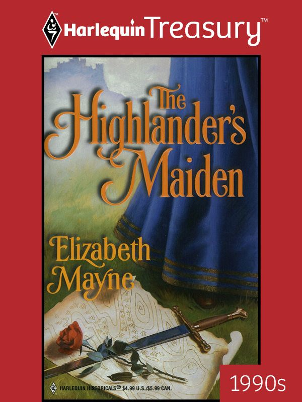 The Highlander's Maiden