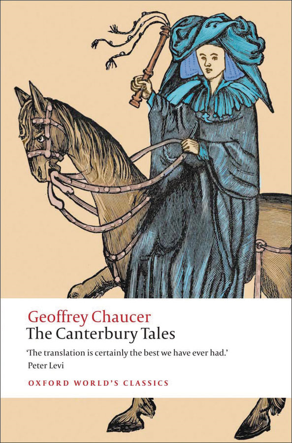 The Canterbury Tales By: Christopher Cannon,Geoffrey Chaucer