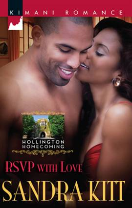 RSVP with Love By: Sandra Kitt