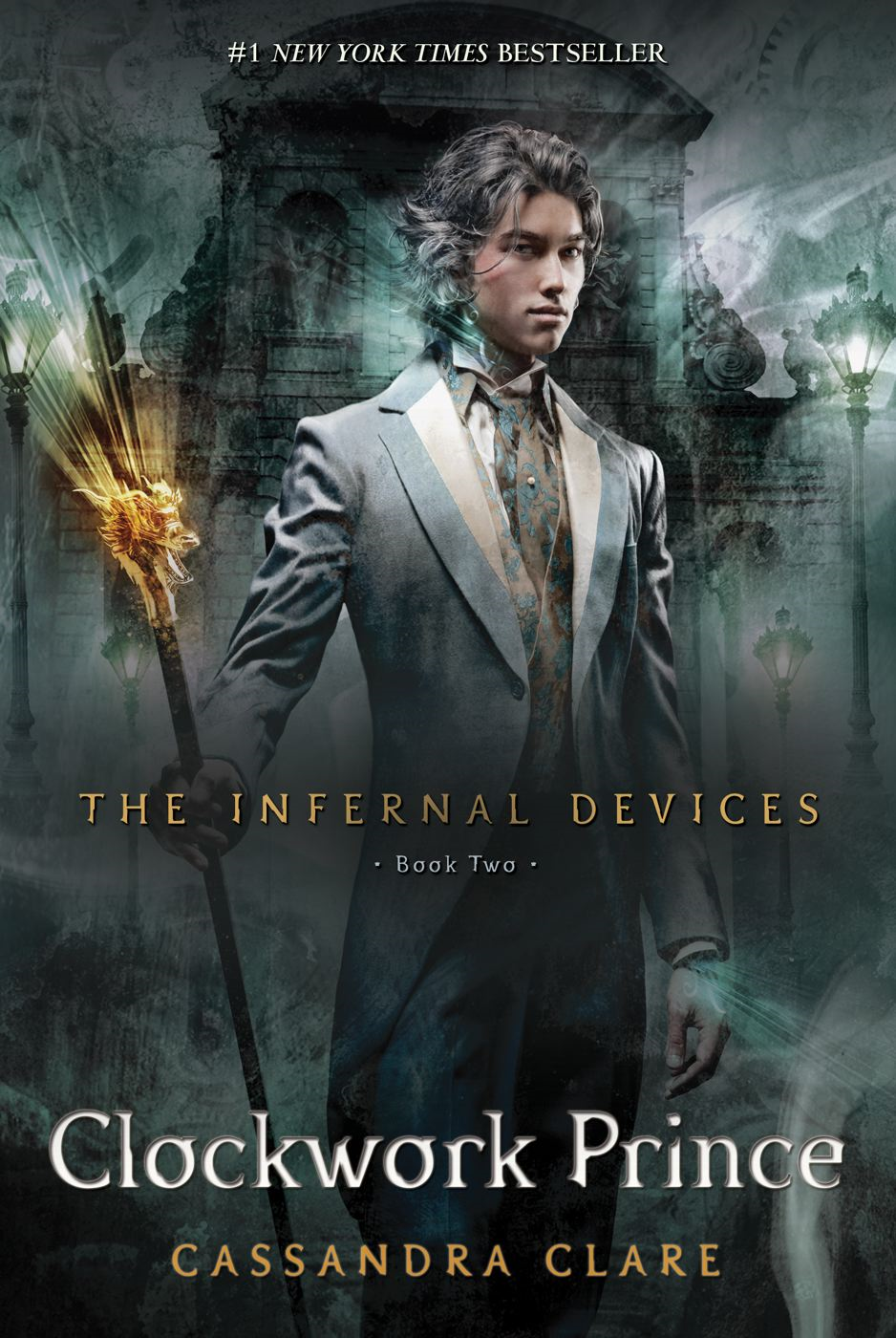 Clockwork Prince By: Cassandra Clare