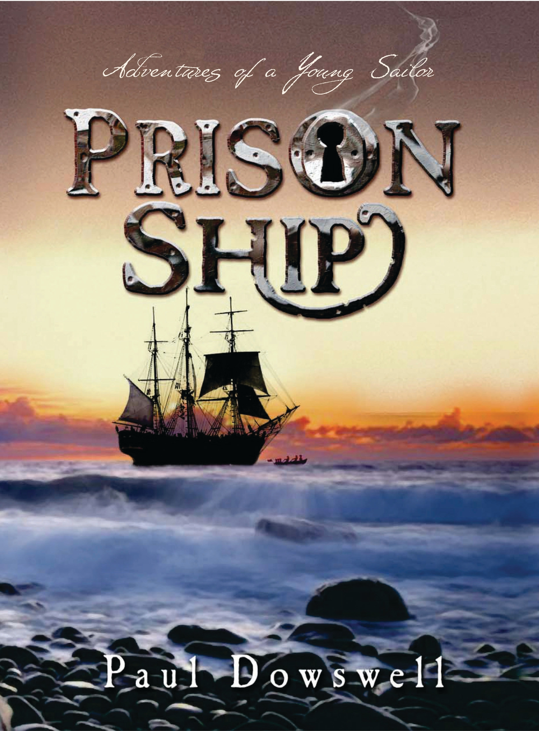 Prison Ship: Adventures of a Young Sailor