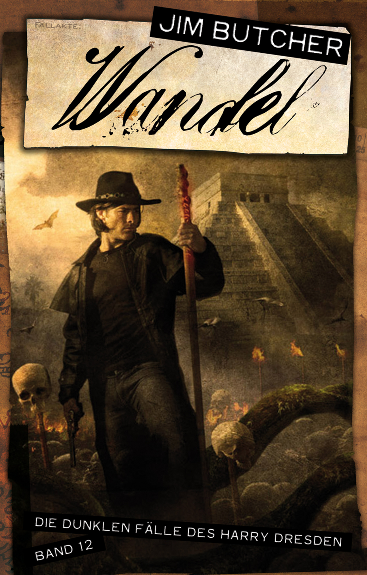 Harry Dresden 12 - Wandel