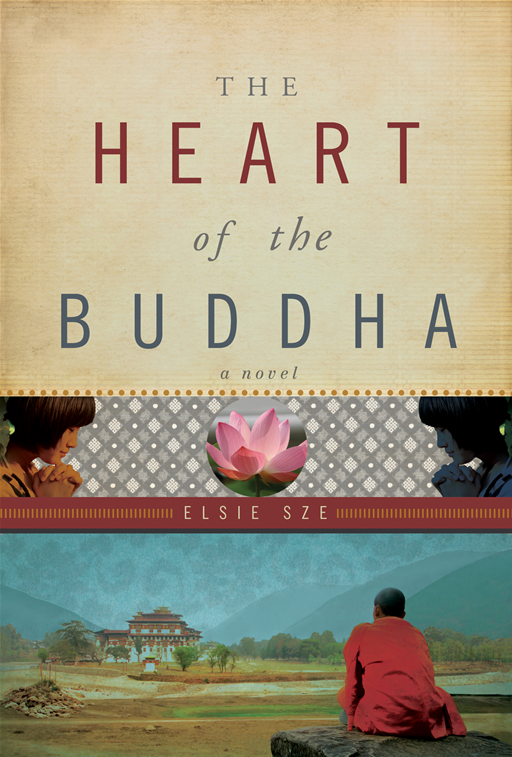 The Heart Of The Buddha: A Novel