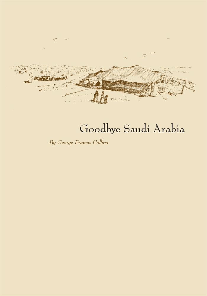 Goodbye Saudi Arabia