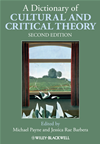 A Dictionary Of Cultural And Critical Theory:
