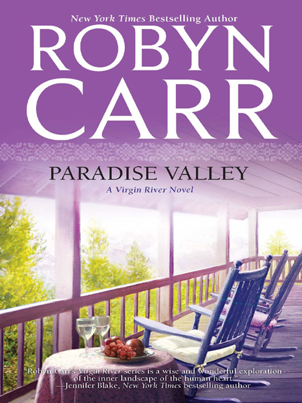 Paradise Valley By: Robyn Carr