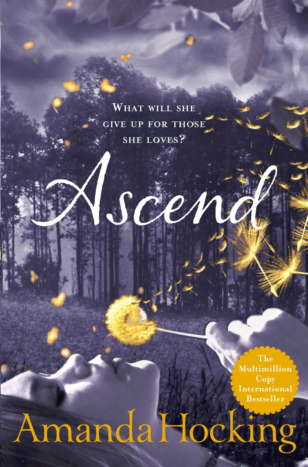 Ascend: Book Three in the Trylle Trilogy Book Three in the Trylle Trilogy
