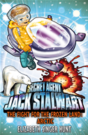 Jack Stalwart: The Fight For The Frozen Land: