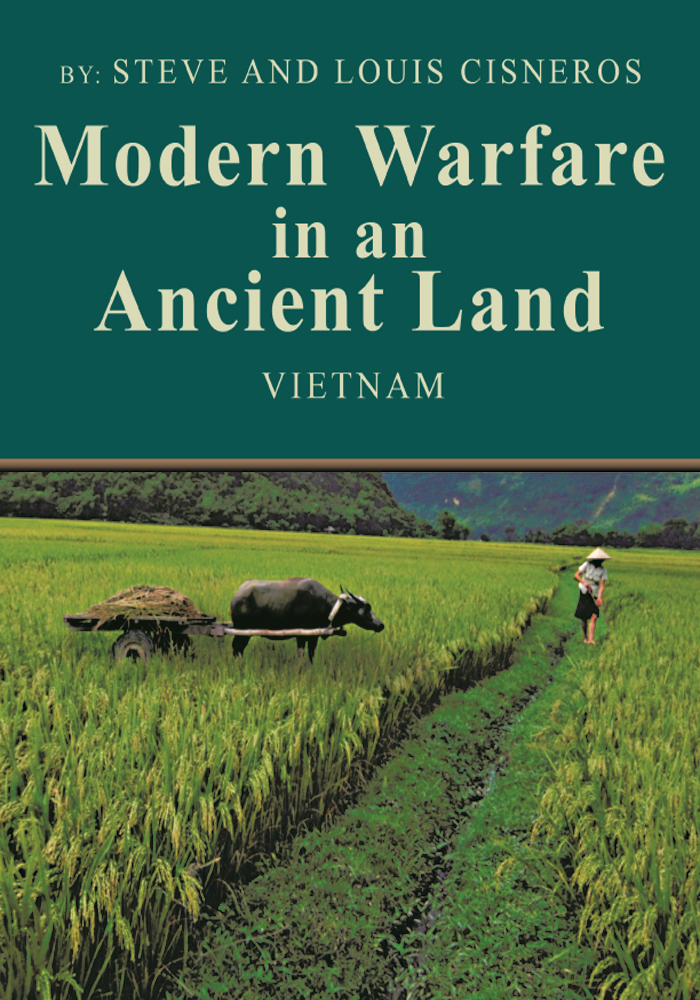 Modern Warfare in an Ancient Land By: Steve and Louis Cisneros