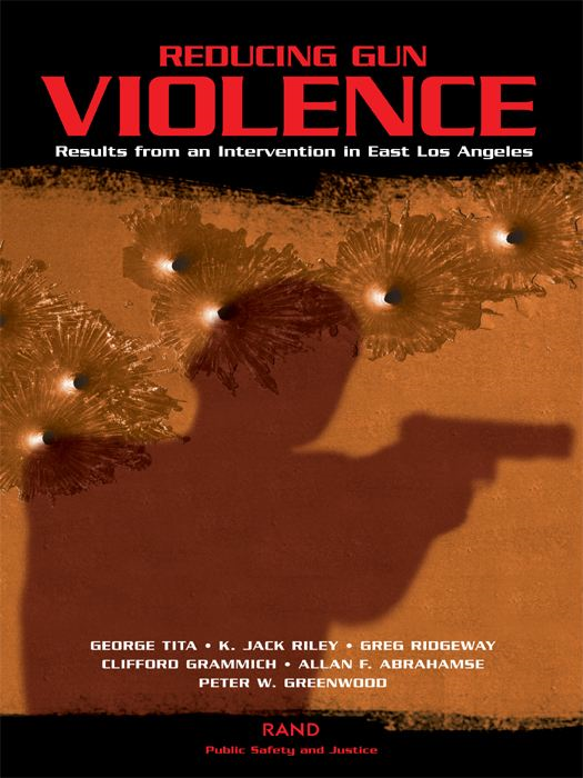 Reducing Gun Violence: Results from an Intervention in East Los Angeles