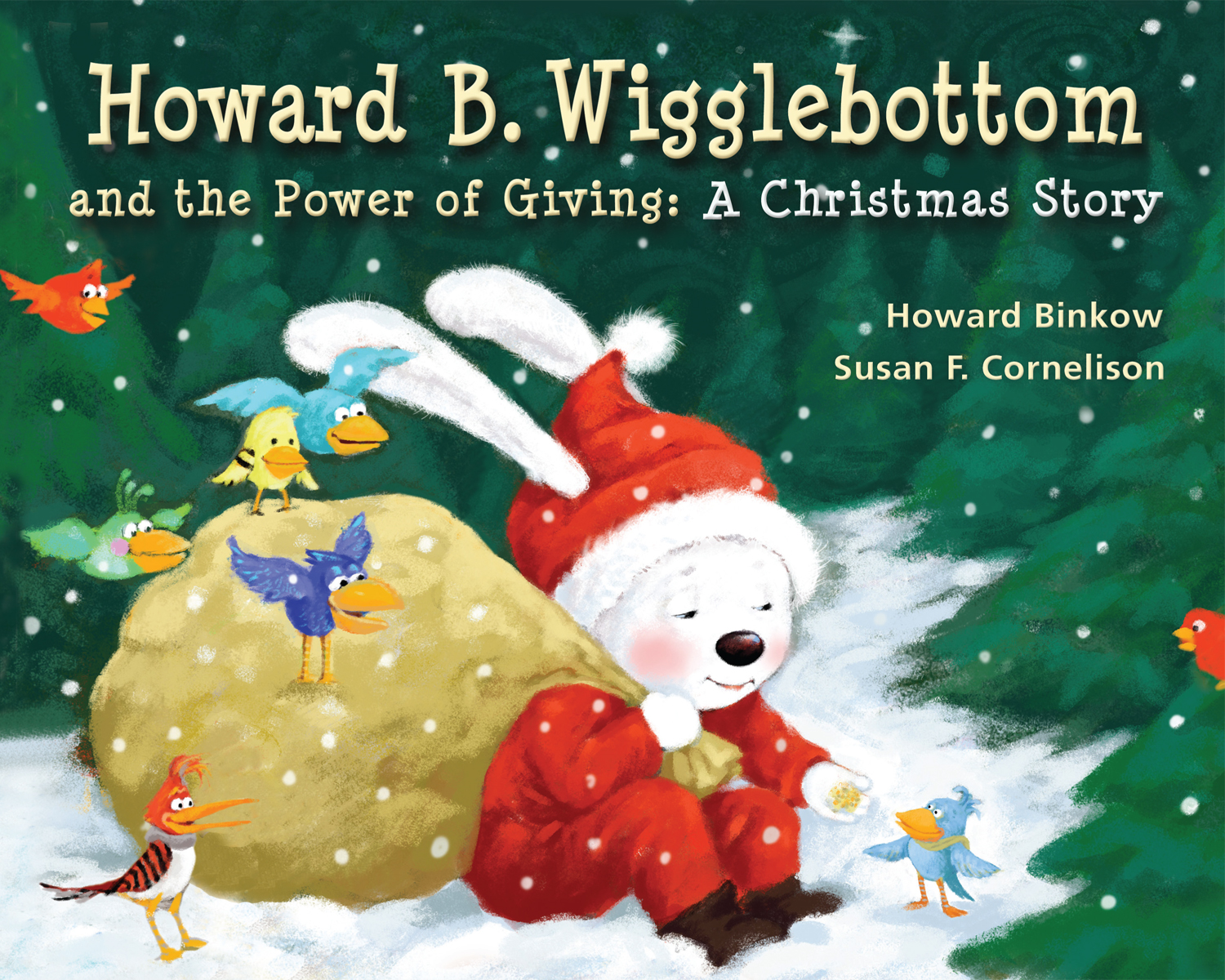 Howard B. Wigglebottom and the Power of Giving