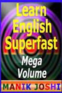 Learn English Superfast - Mega Volume