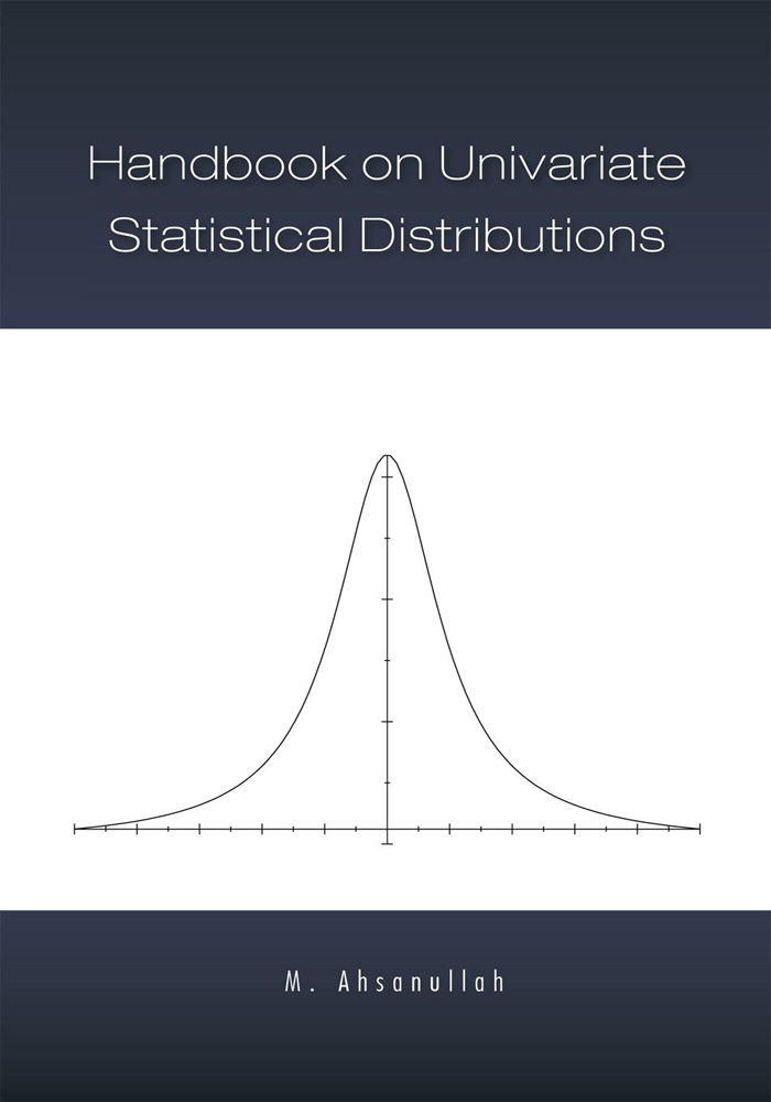 Handbook on Univariate Statistical Distributions