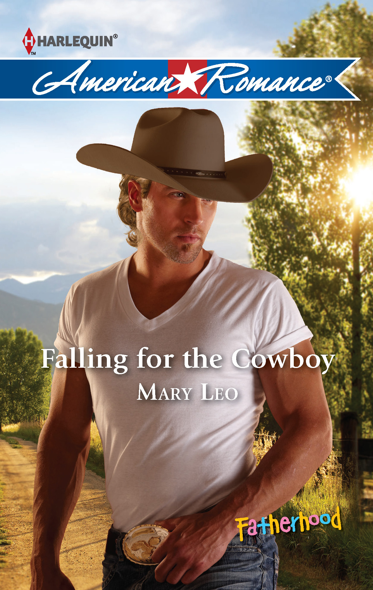 Falling for the Cowboy By: Mary Leo