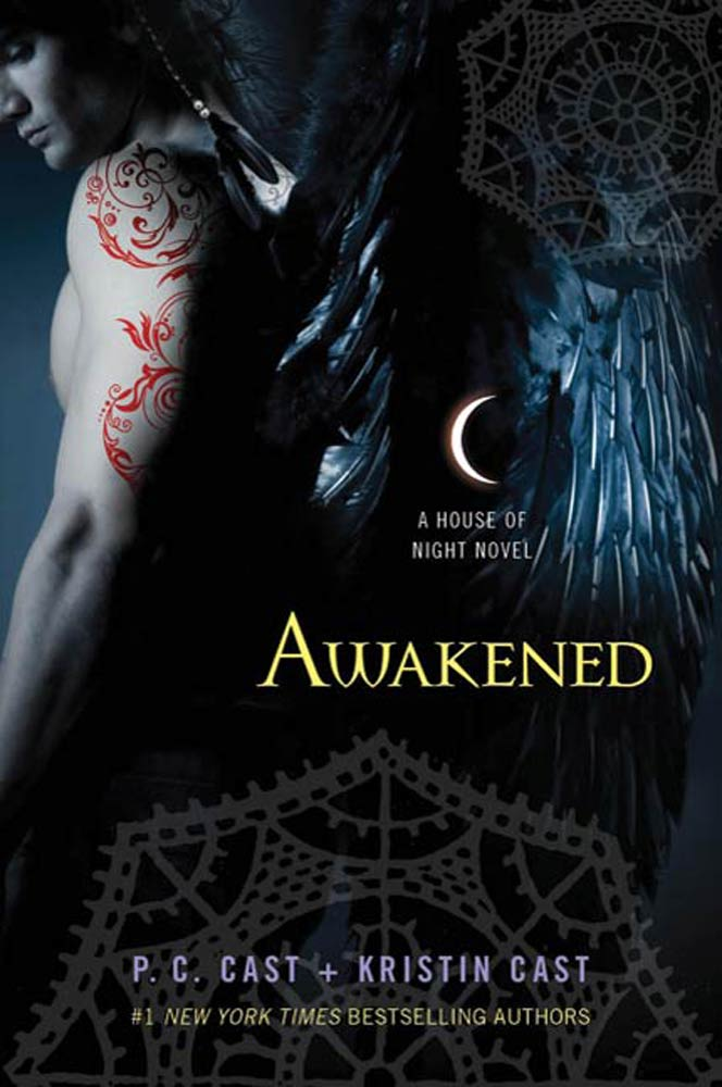 Awakened By: Kristin Cast,P. C. Cast