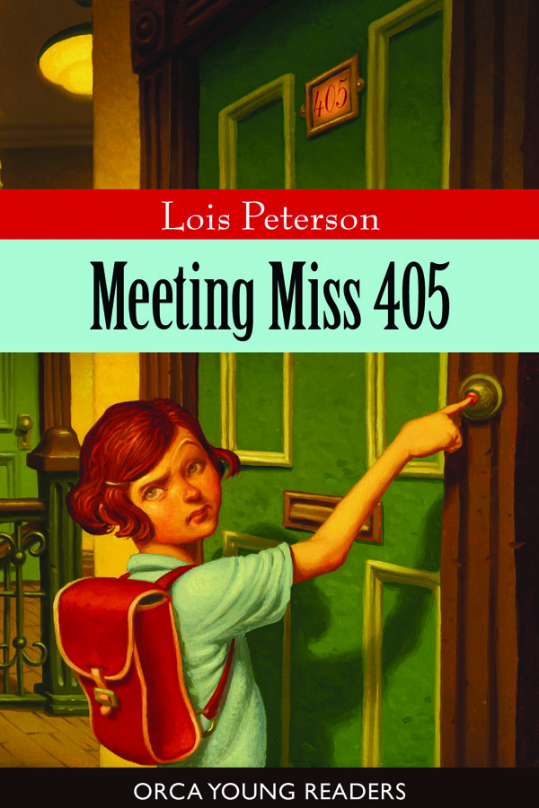 Meeting Miss 405 By: Lois Peterson