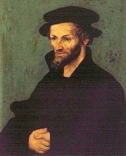 Works of Philip Melanchthon, in a single file