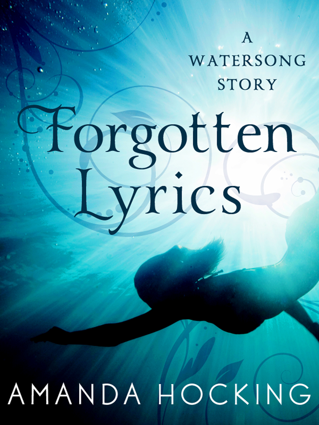 Forgotten Lyrics By: Amanda Hocking