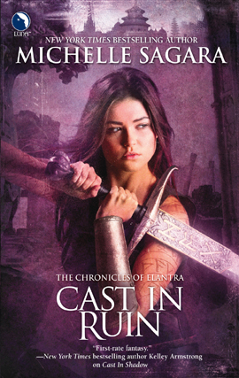 Cast in Ruin By: Michelle Sagara