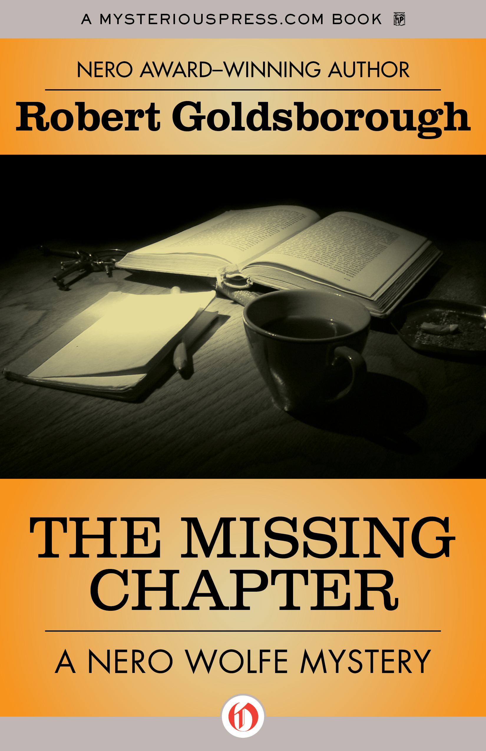 The Missing Chapter By: Robert Goldsborough