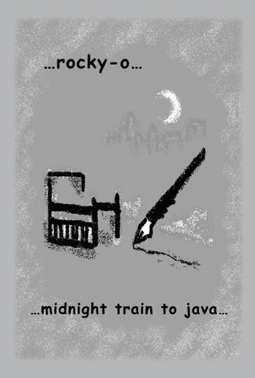 …midnight train to java…