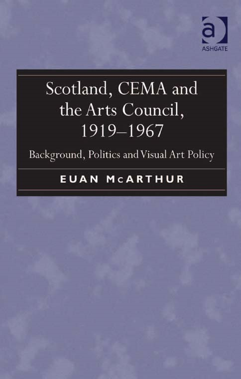 Scotland, CEMA and the Arts Council, 1919-1967