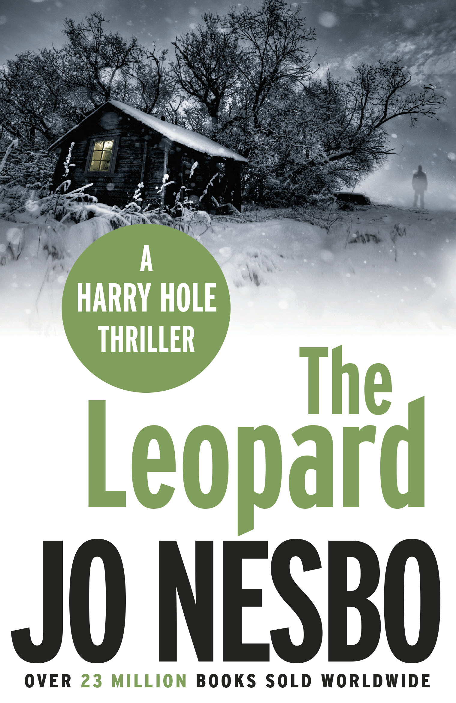 The Leopard A Harry Hole thriller (Oslo Sequence 6)