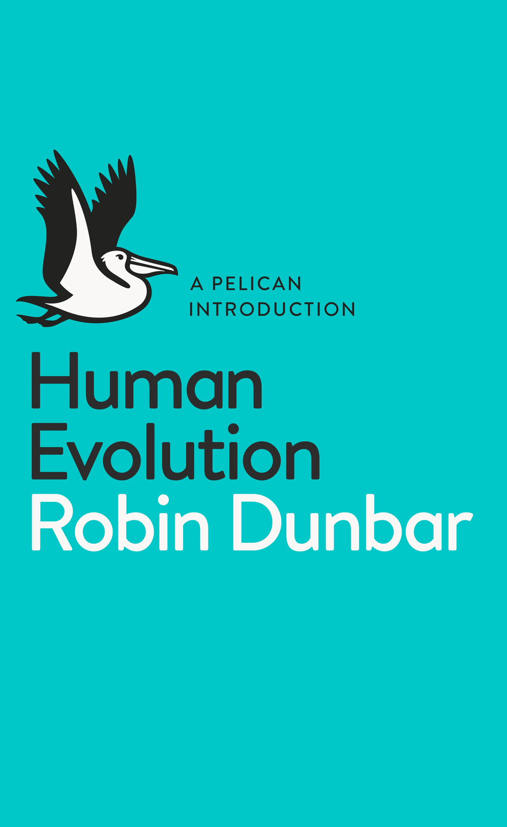 Human Evolution A Pelican Introduction