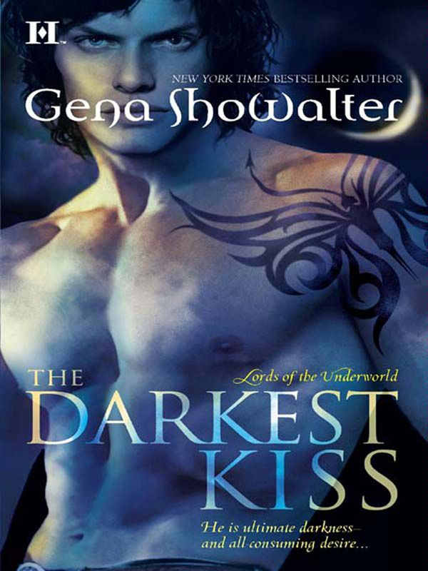 The Darkest Kiss By: Gena Showalter
